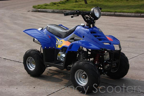 Peace Mini  Dinosaur ATV (110cc) with Front Hand/Rear Foot Brake