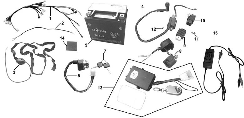43cc mini harley wiring diagram
